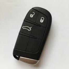 FIAT keyless  remote key 3B